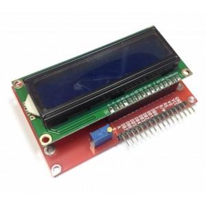 LCD дисплей (16х2)