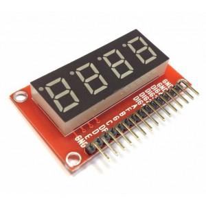 Цифровой индикатор 4-х разрядный