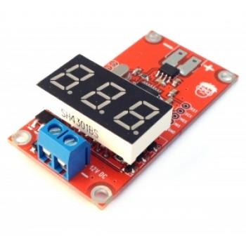 Цифровой амперметр AC/DC H712A05
