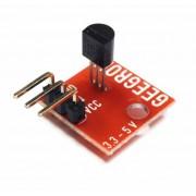 Цифровой температурный датчик DS18B20
