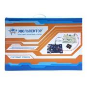 Набор для быстрого прототипирования электронных устройств на основе микроконтроллерной платформы.  Стартовый уровень ЭВН20.2010-КВ