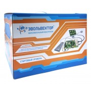Набор для быстрого прототипирования электронных устройств на основе одноплатного компьютера.  Стартовый уровень ЭВН20.3010-КВ