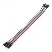 Соединительные провода ПАПА-ПАПА 20 см - 10 шт