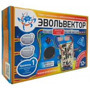 Электронный конструктор для детей всерьёз и надолго займёт начинающего электронщика