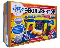 Расширенный набор Робот+ - Уровень 2  (Программируемые контроллеры)