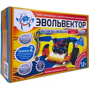 Расширенный набор Робот+ - Уровень 2<br>(Программируемые контроллеры)
