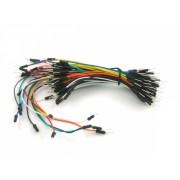 Соединительные провода ПАПА-ПАПА - 60 шт