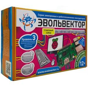 Начало работы c Raspberry Pi. Стартовый набор от Эвольвектора